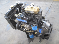 Brand New Whole sale 35hp 33kva 4 stroke water cooled 2 cylinder 2110g 26kw diesel engine factory
