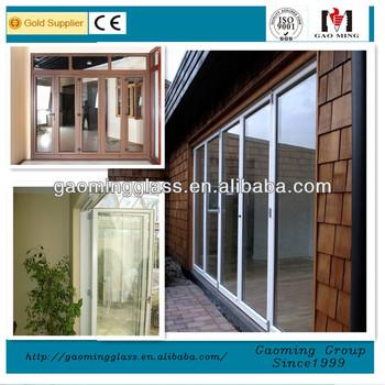 Aluminum Bi Folding Glass Door For Luxury Villaconservatorygarden