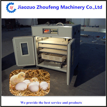 Temperature Control Automatic Egg Turning Turkey Hatching Machine ...