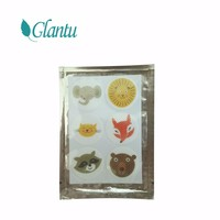 Natural Essential Oil Animal Cute Anti Mosquito Repellent Patch