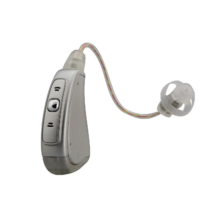 High Power Hearing aids RIC for more natural and comfortable listening