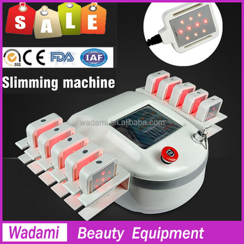 best cold laser lipo machine