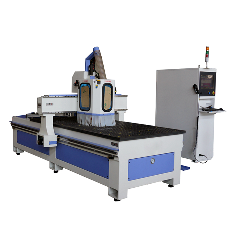 Hot Sale CNC Oscillating Knife Leather Cutting Machine With Double Heads