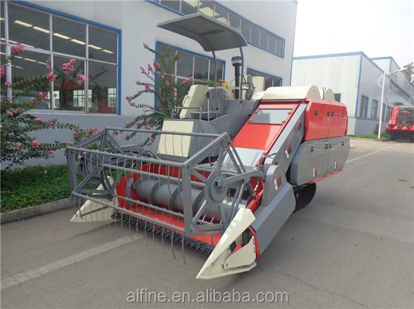 Factory directly sale good performance combine harvester