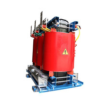 2000Kva Low Loss 3 Phase Dry Type Isolation Power Transformer