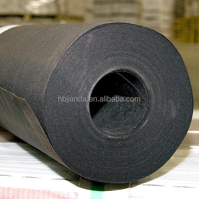 ASTM self adhesive waterproof bitumen tar paper