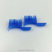 Plastic parts process for medical catheter holder