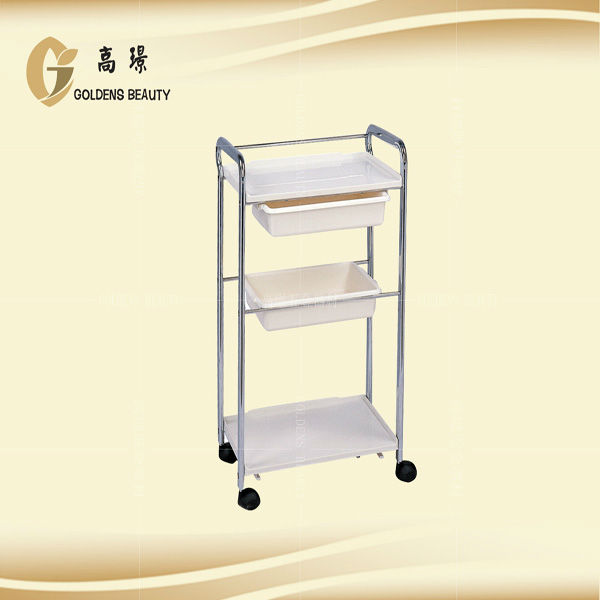 deep tray rolling base medical instrument DM-5001