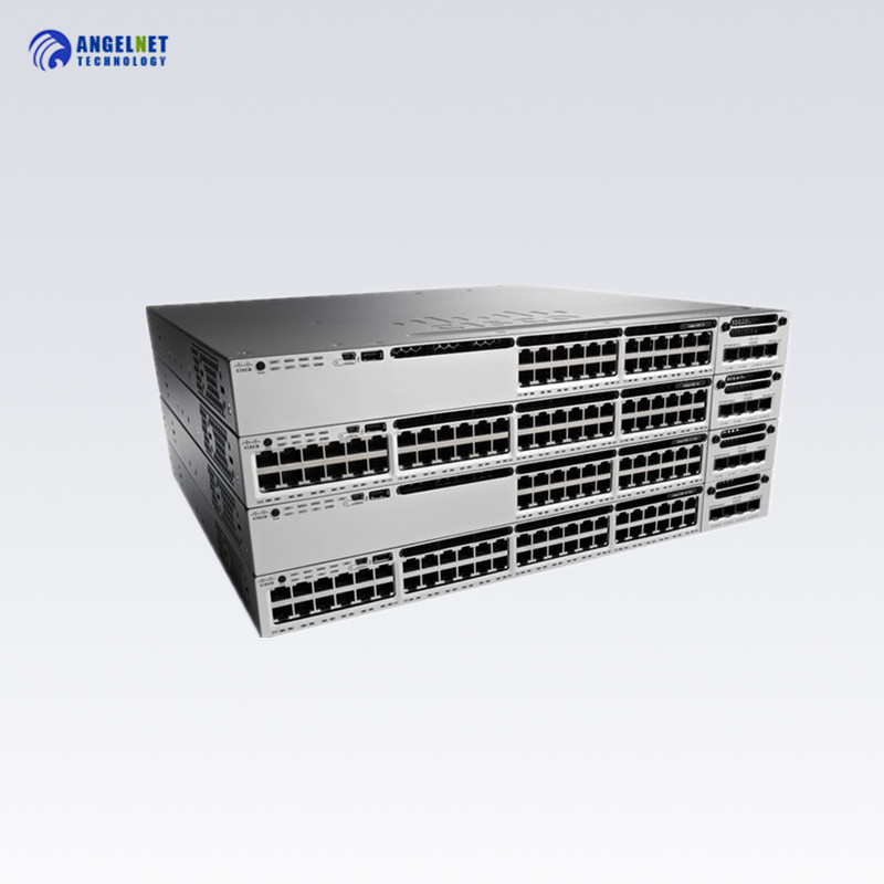 Cisco Catalyst WS-C3850-24U-L 24 poorten Ethernet switch