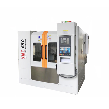 Maxtors YMC-650 XYZ Travel 650x400x480mm CNC Vertical Mill Machining Center with BT30 Spindle fast solutions for small parts
