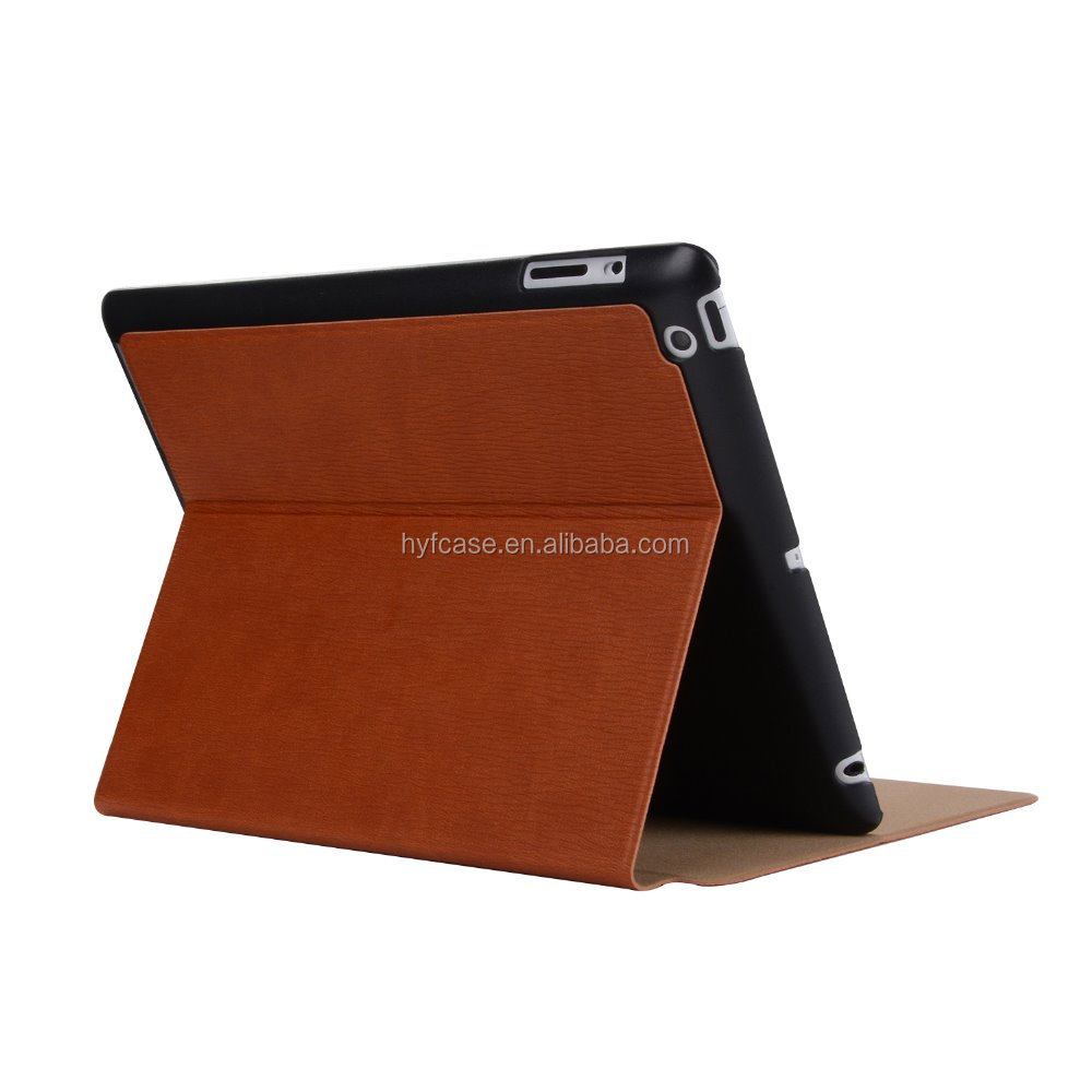 free sample case for iPad 3 smart cover, for new ipad3 smartcover, tablet case for ipad 2 ipad 4