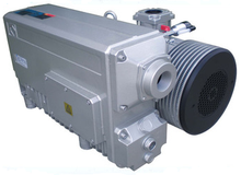 Single stage oil rotary vane vacuum pump 250m3/hr