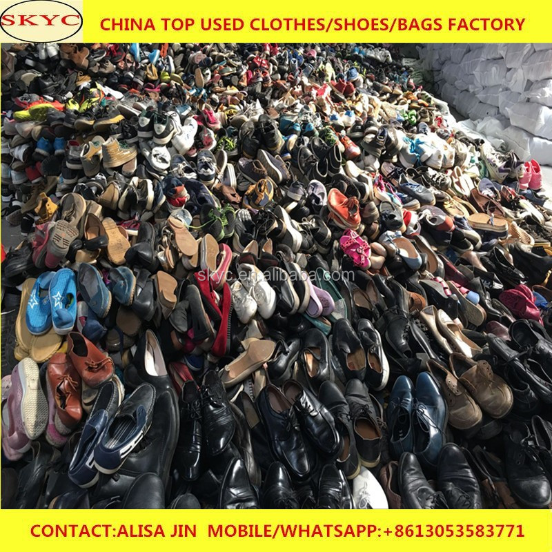 8e25073a65 Togo Lome Used Shoes Buyers Import Guangzhou Second Hand Shoes Market For  Sale - Buy Sorted Used Shoes In Bales