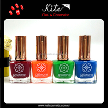 Wholesale Water Based Candy Color Nail Polish Quick Dry No Chips Nontoxic Nail Polish