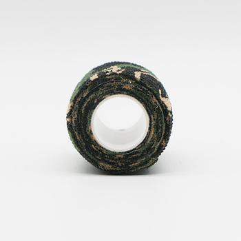 Strong adhesive camo cloth duct adhesive tape