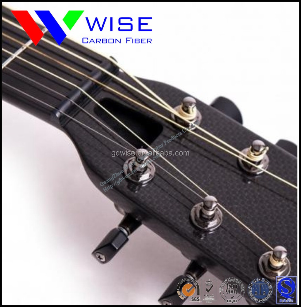 10mm OEM High stiffness <strong>Carbon</strong> fiber sheet for guitar with factory price