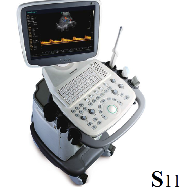 how to operate ultrasound machine