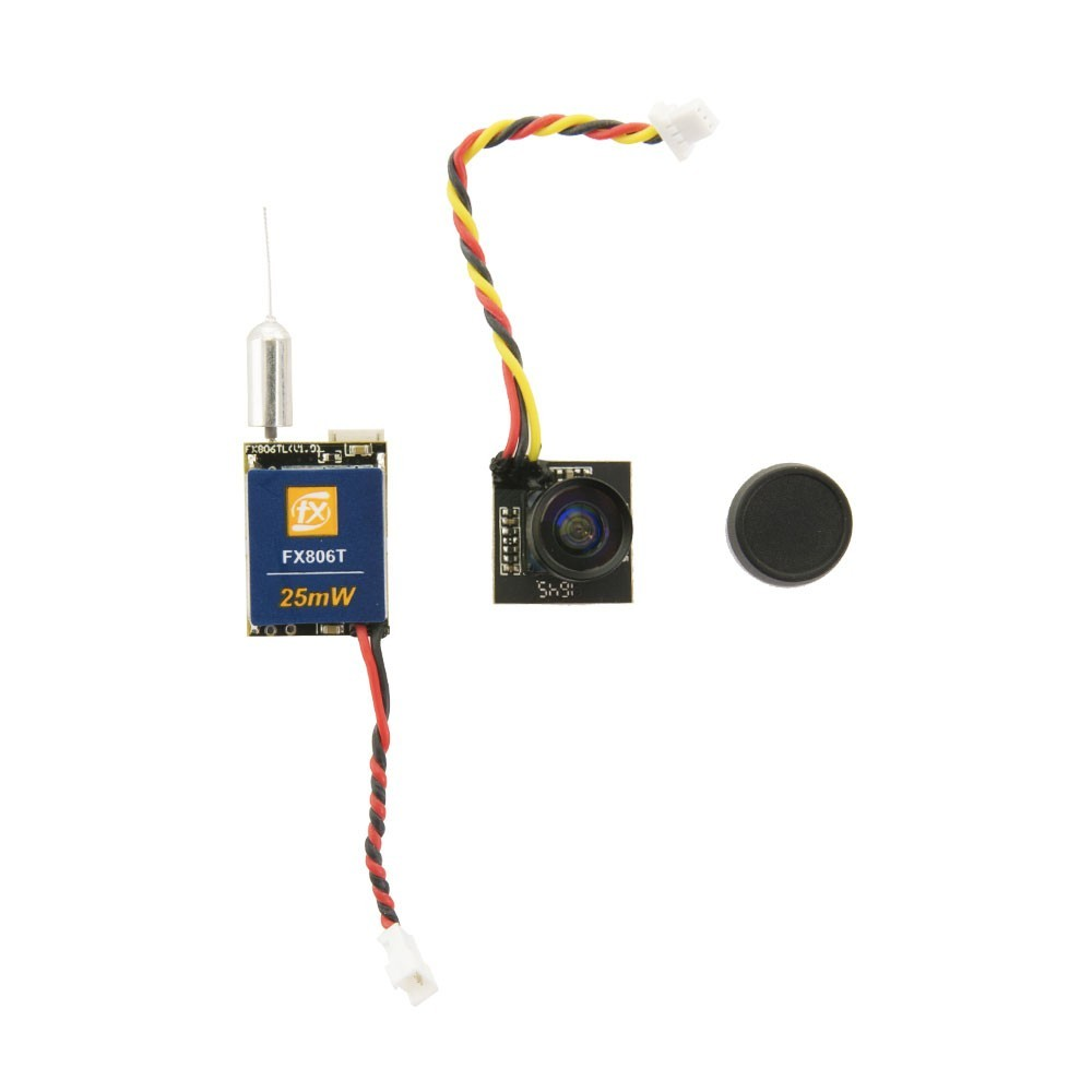 FXT New AIO Cam FX806T Ultra Light FPV Vtx Camera Less Than 4g Solid FPV Feed for FPV Quads