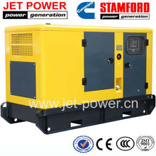 Big power 80kw 100kva diesel generator for refrigerator use with spares parts