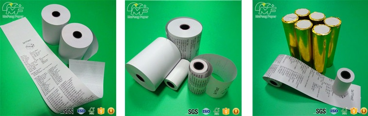 Epoxy On Gel Sale Price Bar-code Thermal Adhesive Vinyl Shape Paper Rolls Dissovable For Restaurant Void Sticker If Removed