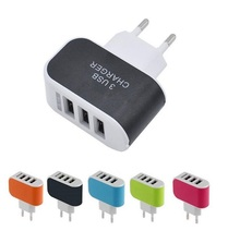 OEM Super Fast US EU Plug 5V 3.1A Travel Mobile Phone Charger Wall USB Charger For Samsung for iPhone Charger