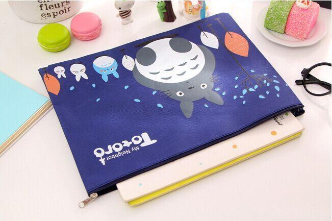 hot Sale) 2016 Wholesale Totoro Pencil Case,Pencil Case With Large ...