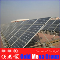 Residential Durable Off Grid 5KW Solar Panel System/Home Solar Power System With CE RoHS Certifications