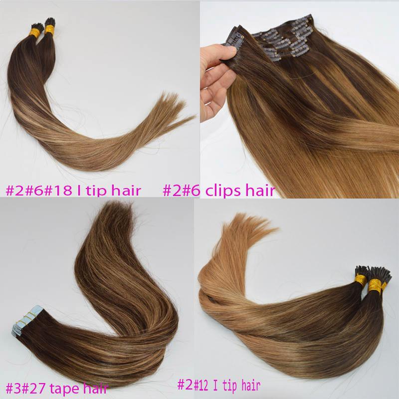 Brown Under Blonde Hair 16