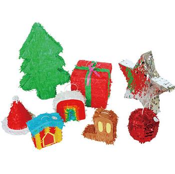 Christmas Pinata.Christmas Tree Decoration Christmas Hat Party Mini Pinata Buy Pinata Mini Pinata Christmas Product On Alibaba Com