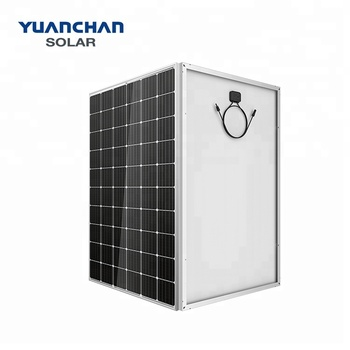 Cheap A Grade Solar Panel Supplier 290W Mono Solar Panel ISO TUV CE Certificates