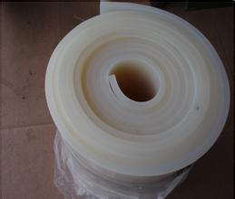White Food medical Grade Silicone rubber Sheet rolls