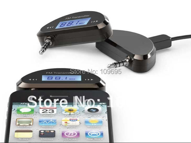 free shipping car mp3 player wireless fm transmitter. Black Bedroom Furniture Sets. Home Design Ideas