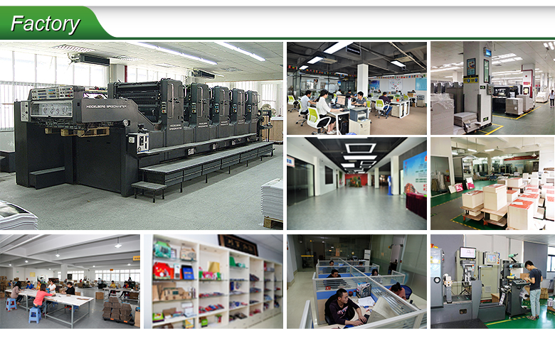 wholesale colorful printing folding cardboard exhibition stands