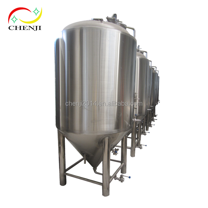 50 BBL best pressured beer fermenter, conical fermentation tank