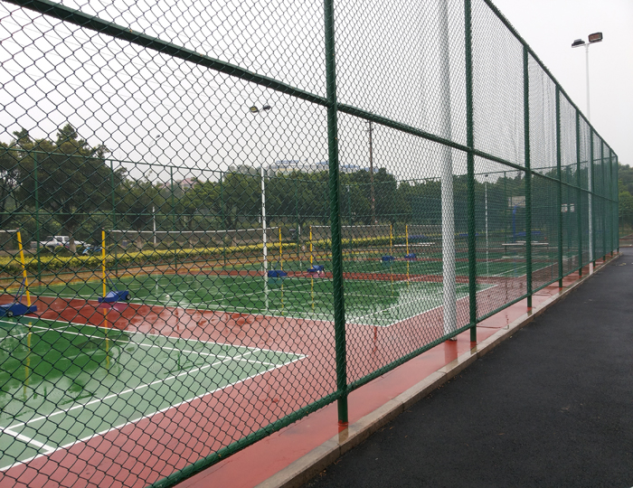 Chain Link Fence Tennis Court Fence Netting Basketball