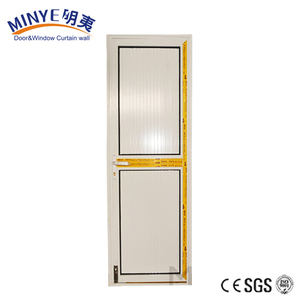 Charmant Hot Selling Aluminum Profile Small Exterior Casement Doors Hinged Doors