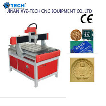 cnc metal model making machinery with good after-sales service 6090