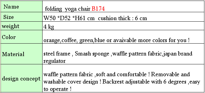 Outstanding Folding Floor Lazy Sofa Yoga Meditation Chair Japanese Style Floor Chair Folding Chair B174 Buy Yoga Meditation Chair R Japanese Style Floor Pabps2019 Chair Design Images Pabps2019Com