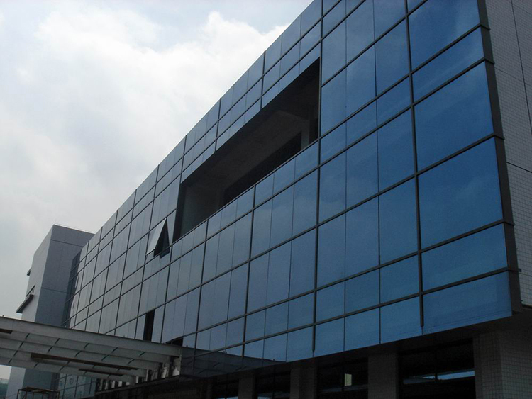 Hwarrior Engineering Company Glass Curtain Wall Visible Curtain Wall System Buy Visible