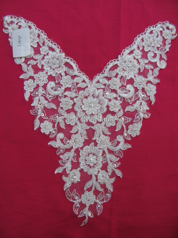 Patterns For Free Ladies Suit Neck Collar Lace Designsembroidery