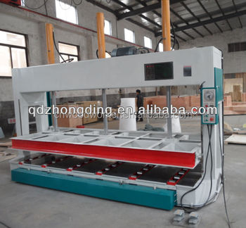 Durable MJ50B wood door press machine /door making machine