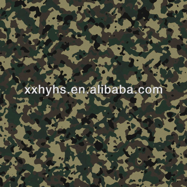 camouflaged FABRIC FOR MILITARY Clothing MADE IN CHINA FACTORY