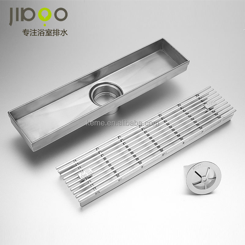 Wholesale anti-odor floor stainless steel plastic shower drain cover