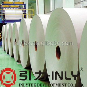 cheaper price thermal label roll Jumbo paper label for printing