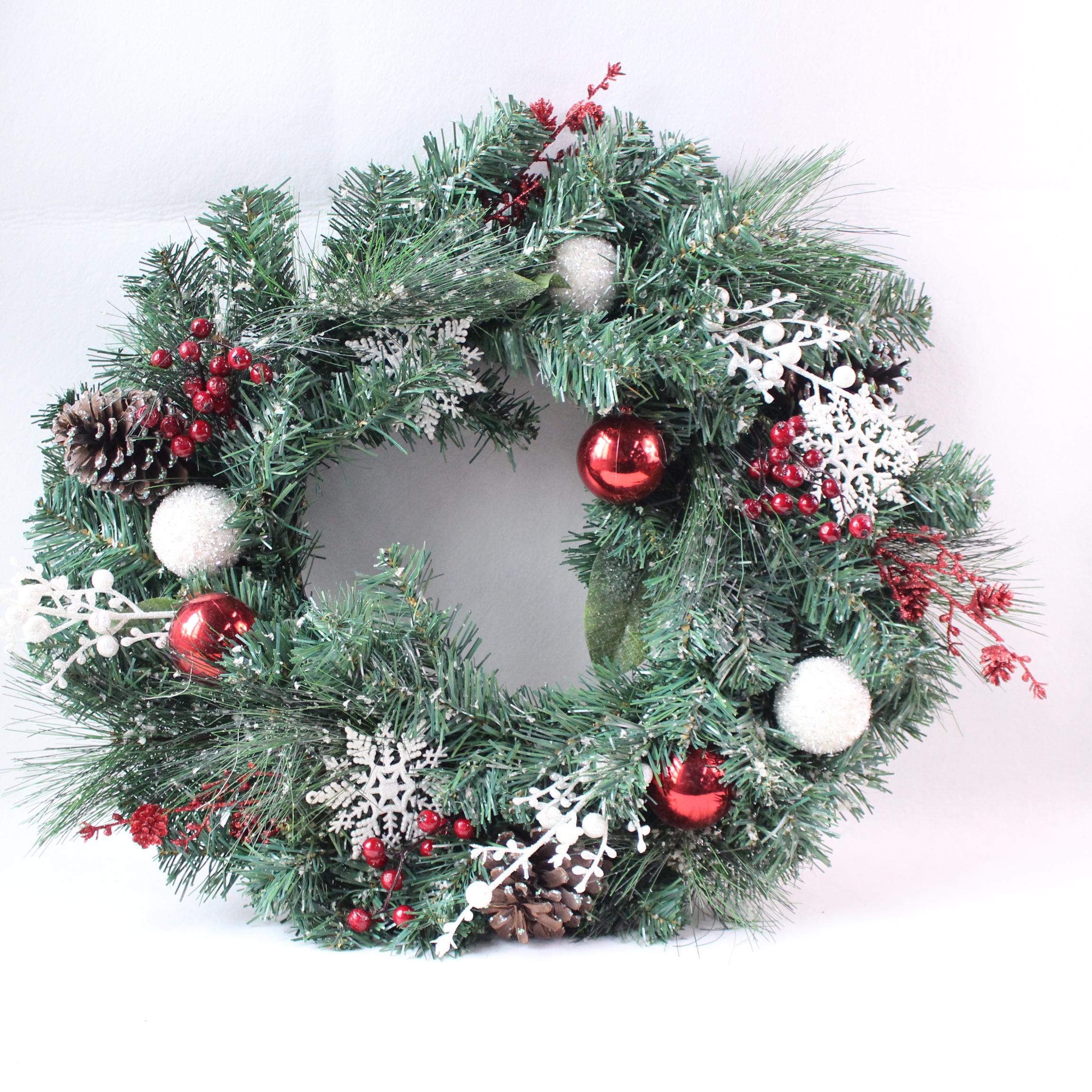Simulated Handmade Christmas Wreath Spruce Wreath Circle Silk Artificial Garland Hanging Decoration Celebration Party Supplie Buy Christmas Wreath Christmas Wreath Artificial Christmas Wreath Decoration Product On Alibaba Com