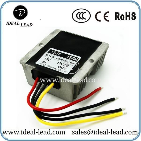 12Vdc to 15Vdc 10A converter - 1