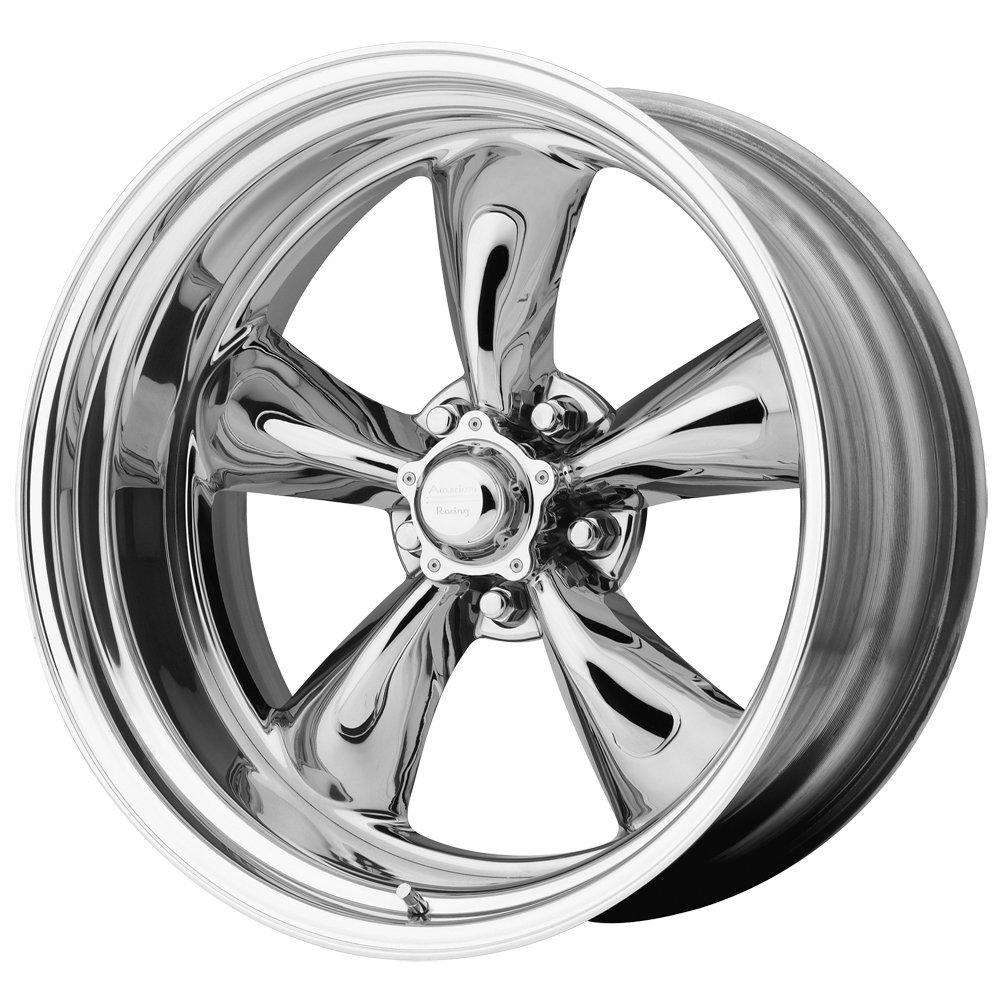 17 Inch 17x8 American Racing wheels wheels CUSTOM TORQUE THRUST II Polished wheels rims