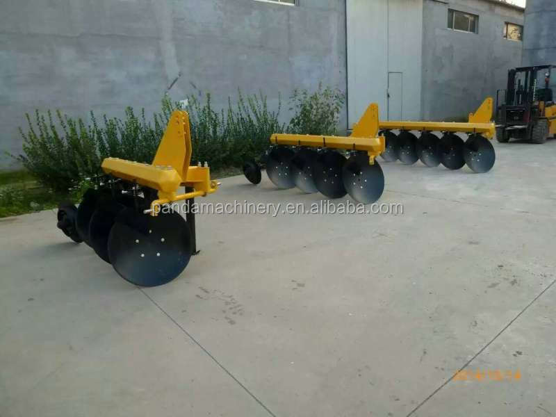 Farm Tractor Mounted Baldan Type Four Disc Plough
