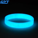 Cheap glow in the dark silicone wristbands for events