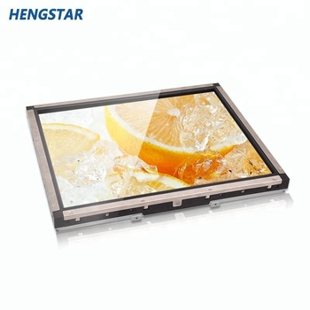 32'' HD 1500 nits Outdoor Computer LCD Open Frame Monitor